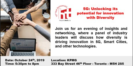5G:  Unlocking its Potential for Innovation with Diversity tickets