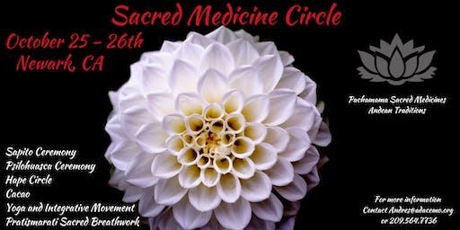 Sacred Medicine Circle and Integration (Bufo-huasca, Psilo-huasca)