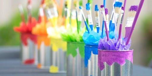 Open Paint Party