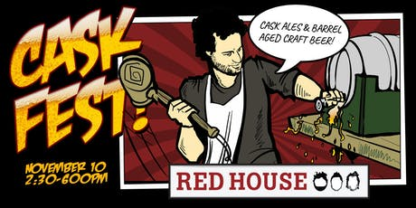 Red House Fall Caskfest  tickets