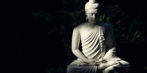Monday Evenings Chan (Zen) Silent Sitting 6:30pm - 7:30pm