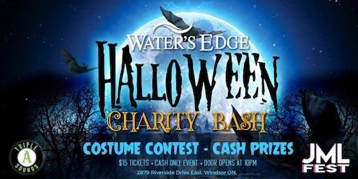 Halloween Charity Bash