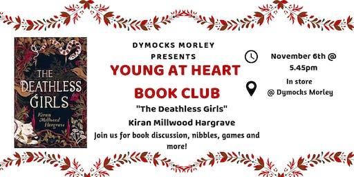 November Young at Heart Bookclub