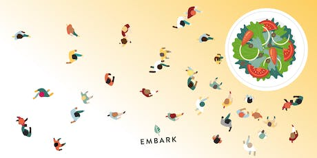 Embark's Community Kitchen: Recipes from Addis Ababa, Ethiopia tickets