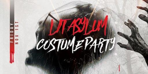 Lit Asylum (Costume Party)