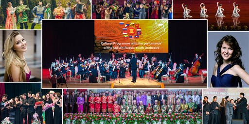 ASEAN-Russia Youth Orchestra at Botanic Gardens