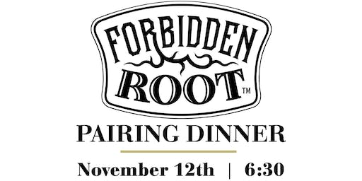 Forbidden Root Beer Dinner