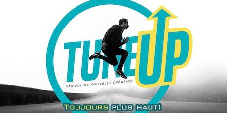 TUNE UP : La campagne ENC tickets