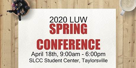 2020 Spring Conference - League of Utah Writers tickets