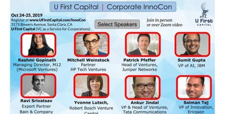 Corporate InnoCon by U First Capital tickets