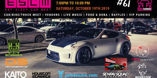 Eat, Sleep, Car Meet #61 | Cars or Treats