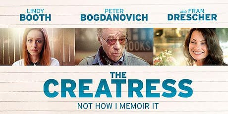 The Creatress Vue Croydon Purley Way on Friday 18th October 2019 at 19:00.  tickets