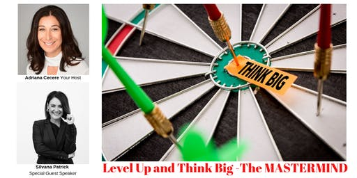 Business and Personal Wellness - Introduction to Level Up and Think Big THE MASTERMIND
