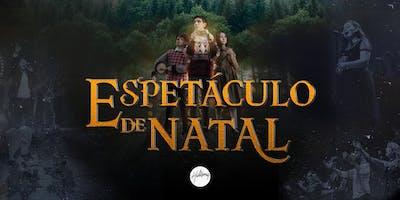 Espetáculo de Natal da Hillsong São Paulo - Sessão 17h30