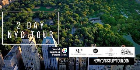 New York Study Tour Express- 2 Days tickets