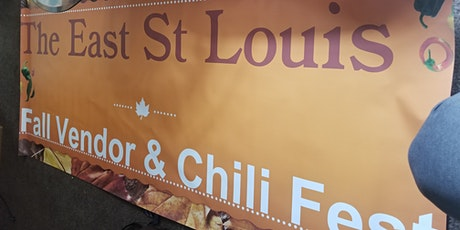 3rd Annual Fall Vendor & Chili Cook-off Festival 2 tickets