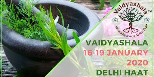 Vaidyashala- Vibrant Ayurveda Global Expo