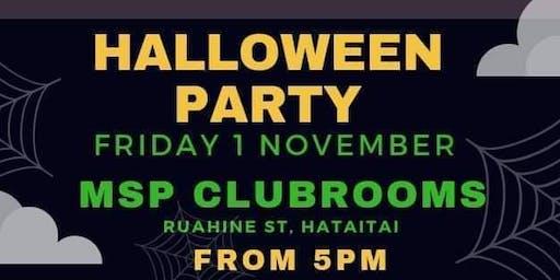 Wellington Irish Society - Halloween Party 2019