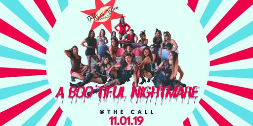 A BOO'TIFUL NIGHTMARE by Dolls In Action (21+ over event)