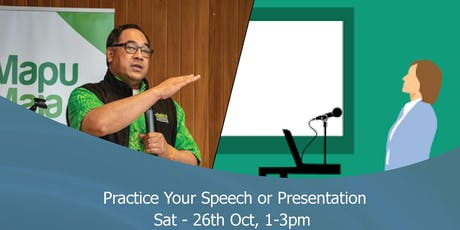 Speech & Presentation Workshop tickets