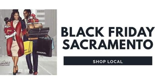 3rd Annual Shop Black Friday Sacramento