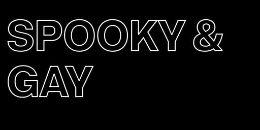 SPOOKY & GAY - a  solo theatrical tribute to halloween
