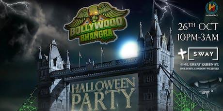 Bollywood Bhangra Nights - Halloween Edition 2019 tickets