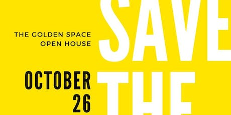 The Golden Space Open House tickets