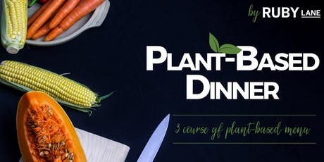 Plant-Based Dinner at Ruby Lane Manly  tickets