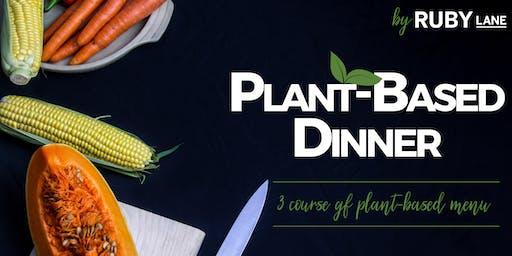 Plant-Based Dinner at Ruby Lane Manly