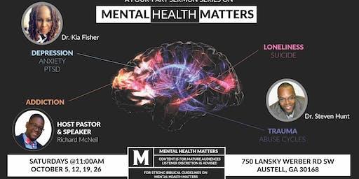 Mental Health Matters Series