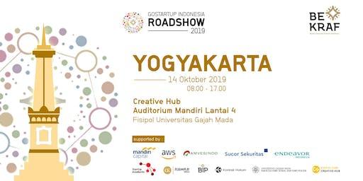 Go Startup Indonesia Roadshow 2019 - Yogyakarta