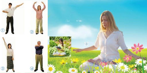 Falun Dafa 9-Day Meditation Workshop (Each day 2 hours) -- Free