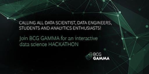 Stockholm AI Hackathon @ BCG Gamma