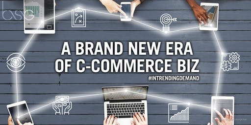MASTERING THE [IN] THING FOR A BRAND NEW ERA OF C-COMMERCE BIZ @PJ