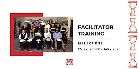 DRUMBEAT 3 Day Facilitator Training - Melbourne tickets