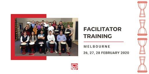 DRUMBEAT 3 Day Facilitator Training - Melbourne