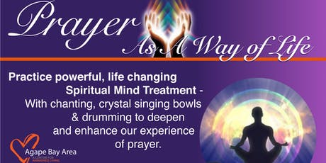 PRAYER AS A WAY OF LIFE tickets