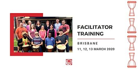 DRUMBEAT 3 Day Facilitator Training - Brisbane tickets