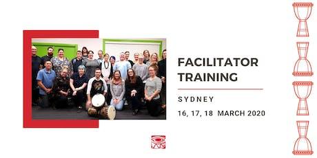 DRUMBEAT 3 Day Facilitator Training - Sydney tickets