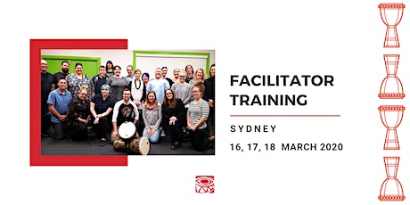 DRUMBEAT 3 Day Facilitator Training - Sydney tickets