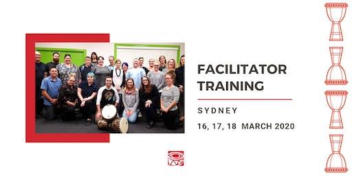 DRUMBEAT 3 Day Facilitator Training - Sydney