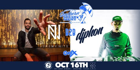 "Simply Southern Steak Night feat. Phon & Jeremy Nite ""B2B Edition"" tickets"