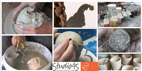 Ceramics Throwing & Sculpting - Project Lead with Raphy Seck tickets