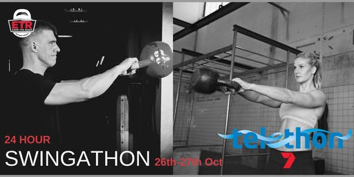 24 Hour Swingathon for Telethon