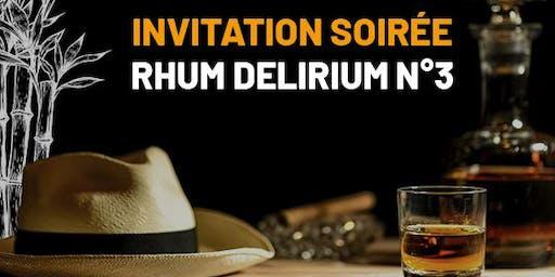 SOIREE RHUM DELIRIUM N° 3