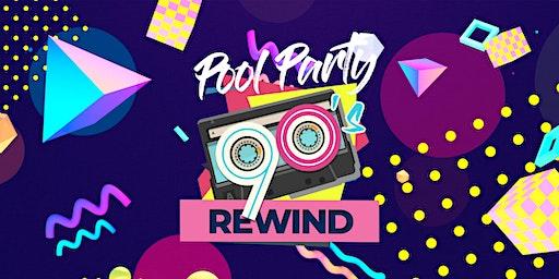 90's Rewind Pool Party - Oceans Beach Club