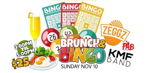 Brunch & Bingo • Nov 10
