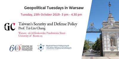 Geopolitical Tuesdays in Warsaw