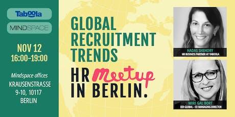HR Meetup Berlin 2019 tickets